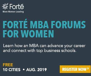 Forté Foundation Events – Forté Foundation launches women into a